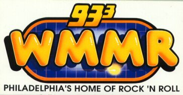WMMR bumper sticker